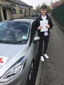 I learnt to drive and passed my driving test with www.leannebarker.co.uk